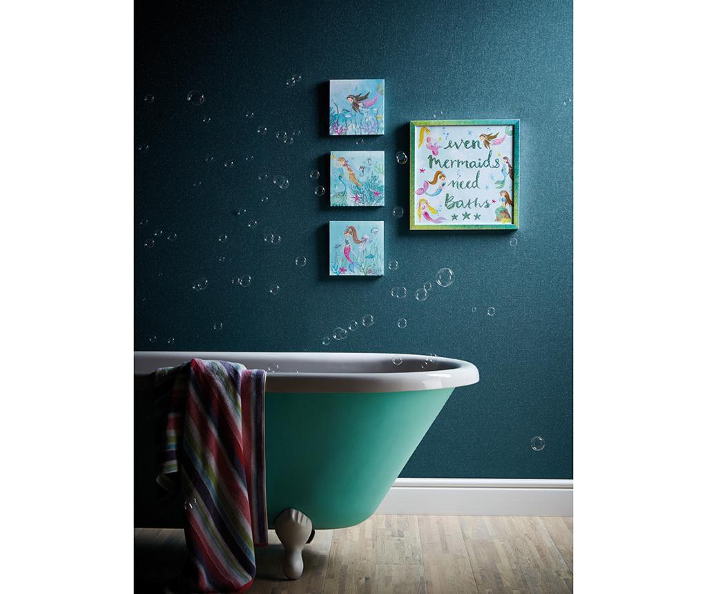 Тапет Glitterati Plain Emerald Green 53x1005 см