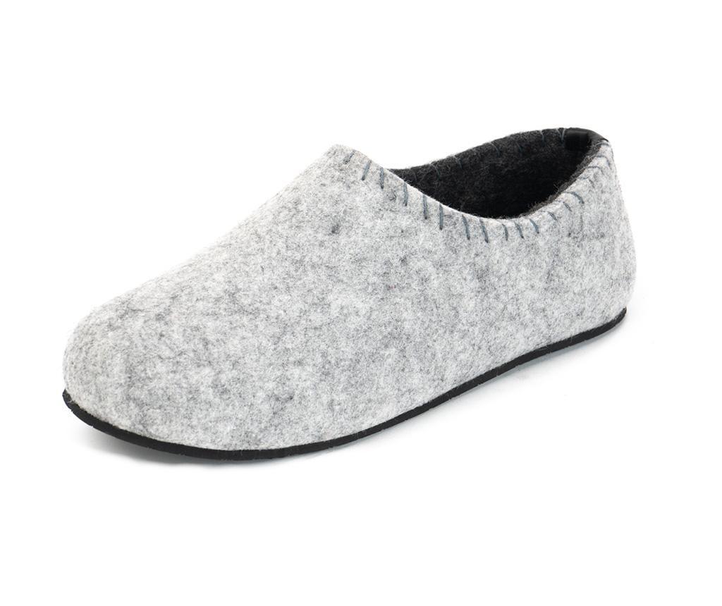 Muške kućne papuče Yew Grey 43