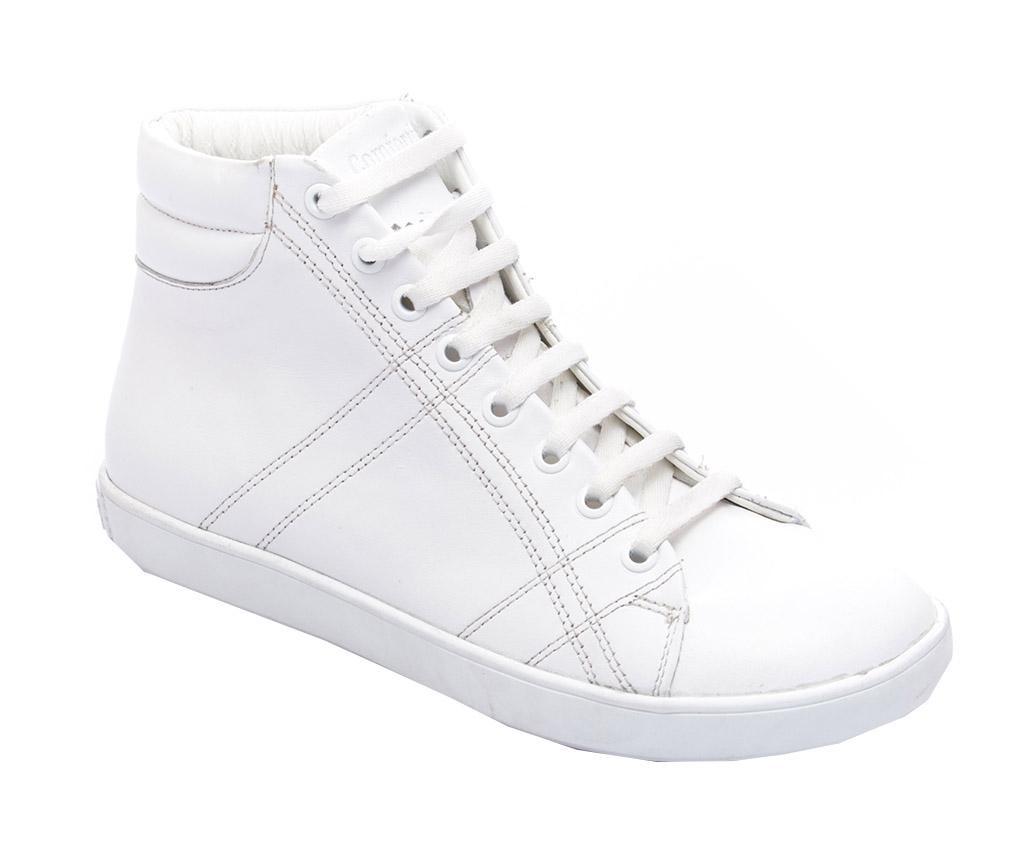 Ava White Női magasszárú tornacipő 36