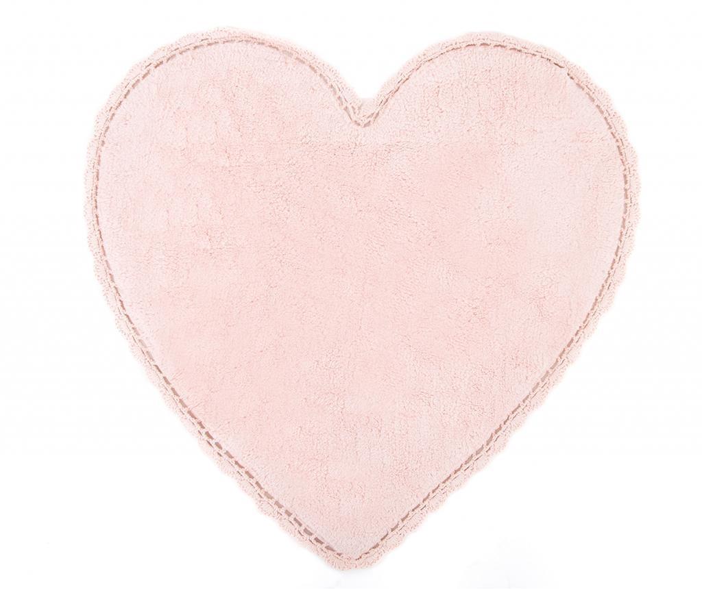 Kupaonski tepih Amor Pink 80x80 cm
