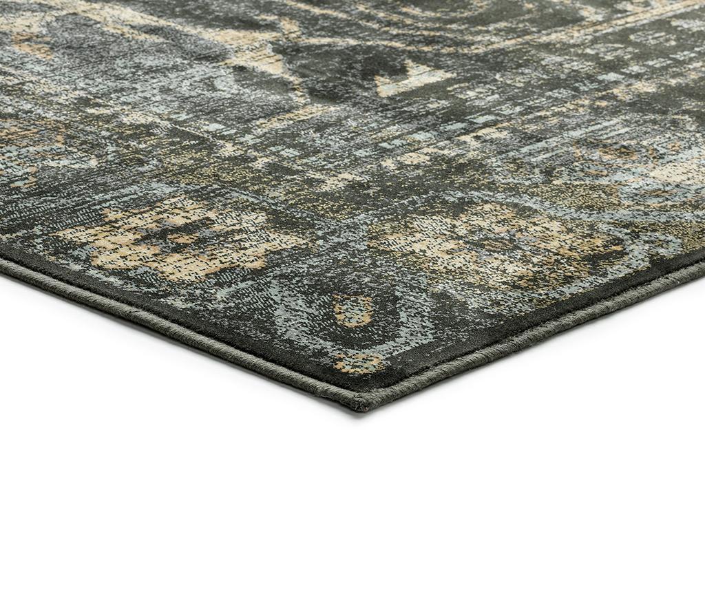 Lara Black Szőnyeg 120x170 cm