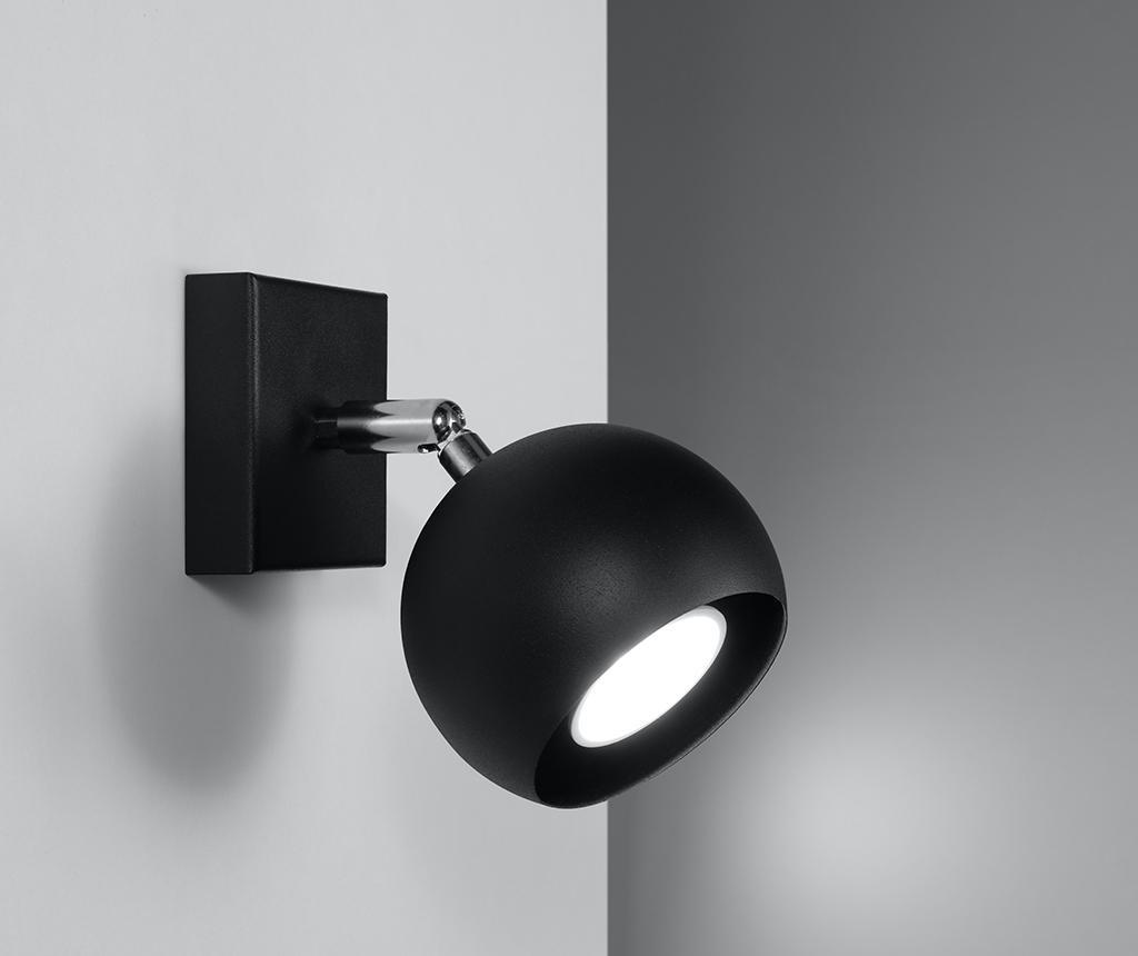 Zidna svjetiljka Ollo Black