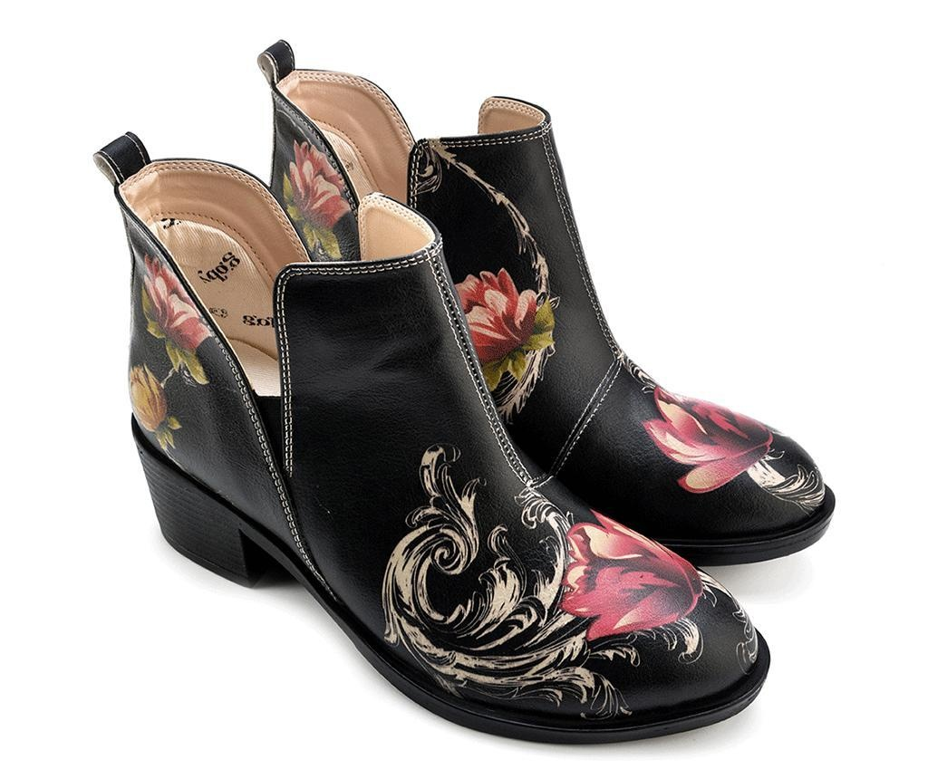 Ženski škornji Pink  Roses 40