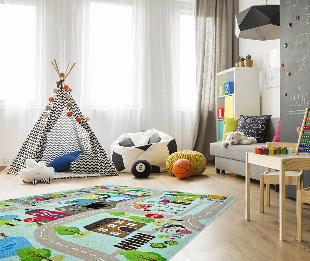Covor de joaca My Torino Kids Street 160x230 cm
