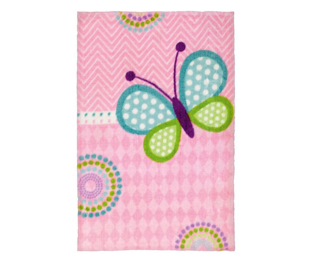 Tepih My Lollipop Butterfly 90x130 cm