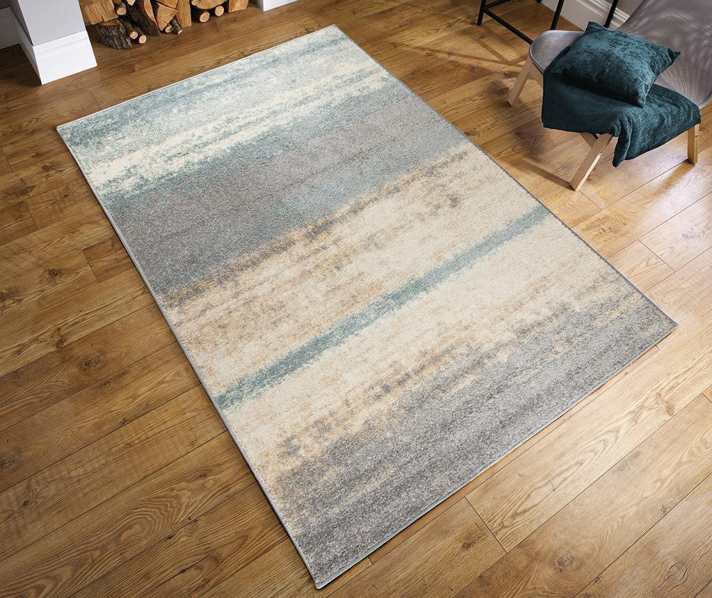Covor Ombre Blue 160x230 cm