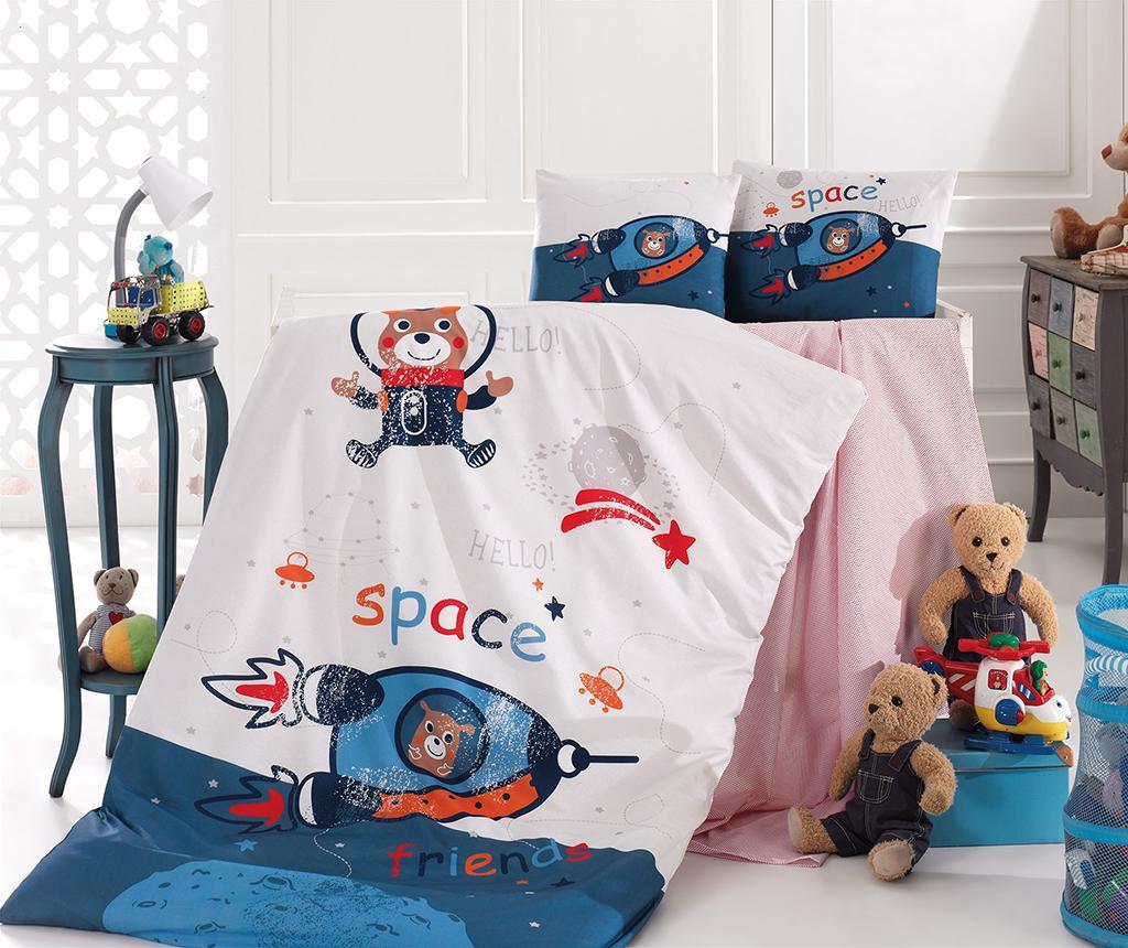 Space Ranforce Supreme ágynemű kiságyba 100x150