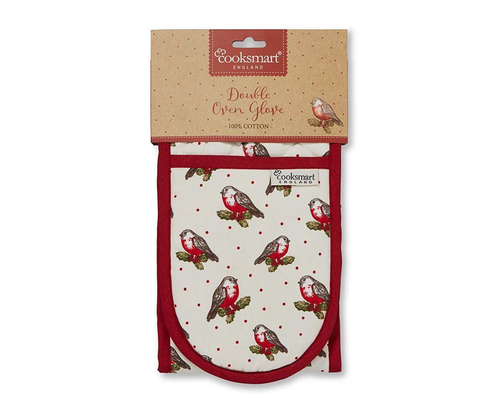 Dvojna kuhinjska rokavica Red Robin