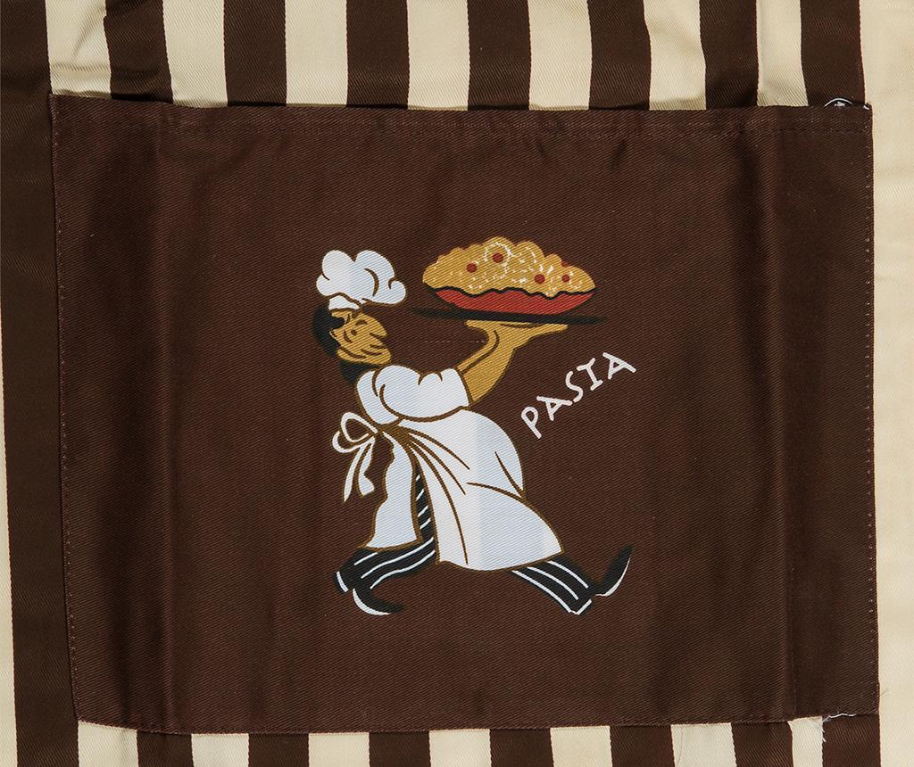Set textile de bucatarie 4 piese Pasta Chef
