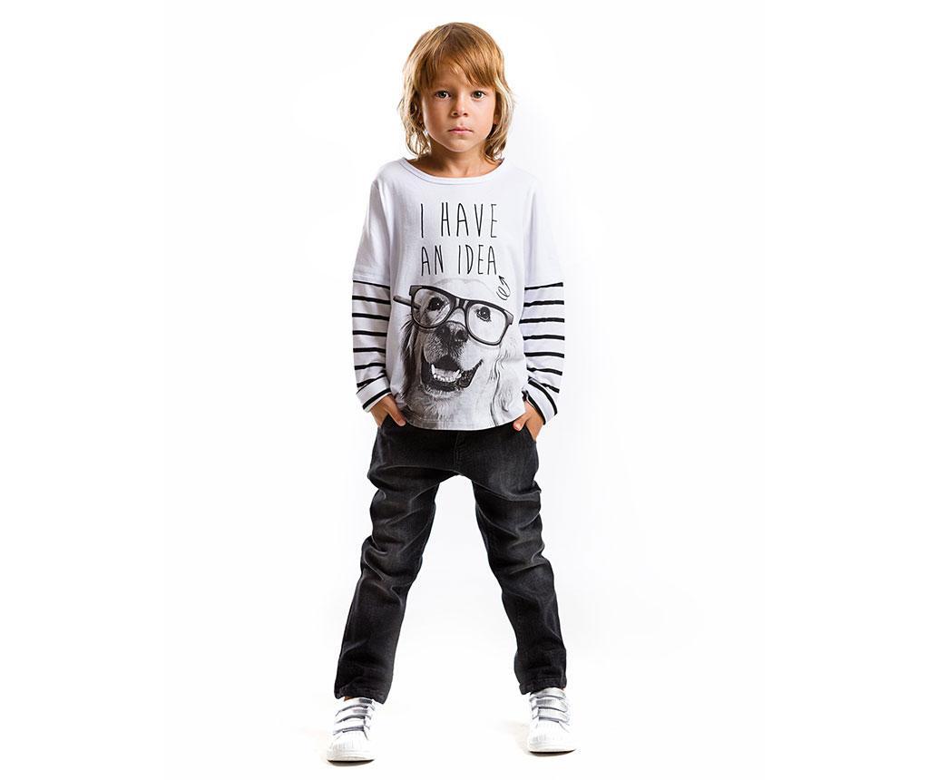 Set bluza si pantaloni copii Have An Idea 5 ani