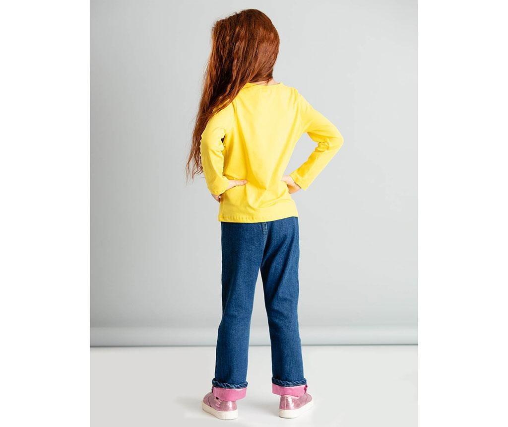 Otroški komplet - majica in hlače Stylish Dog 6 let