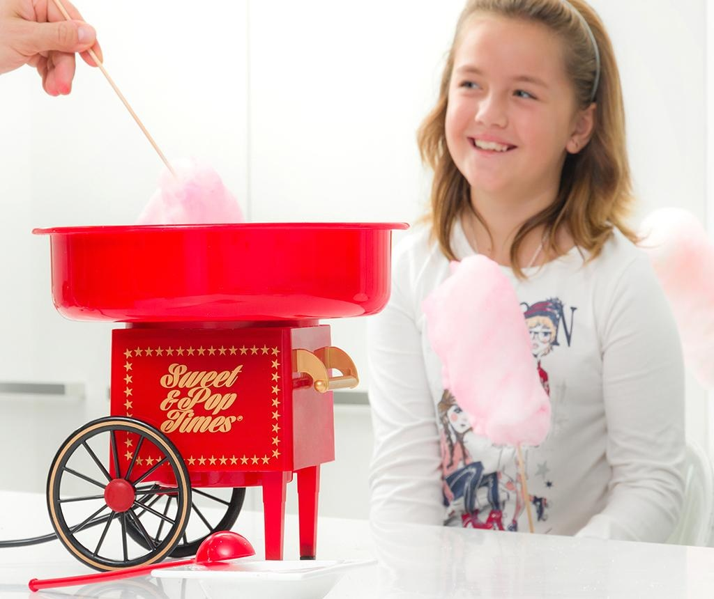 InnovaGoods Candyfloss Vattacukor készítő gép