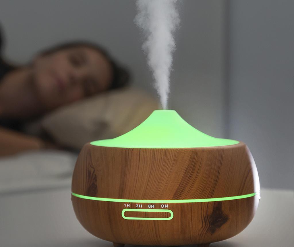 Umidificator de aer InnovaGoods Wooden-Effect
