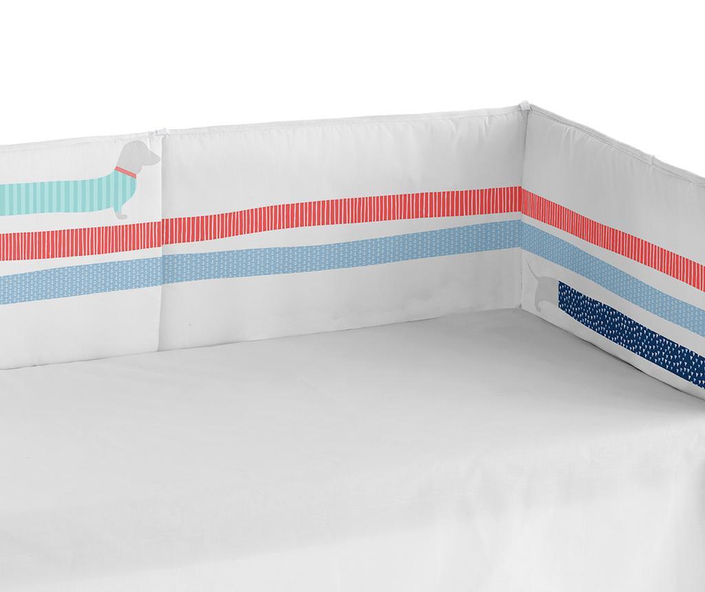 Zaštita za krevetić New Mr 40x180 cm