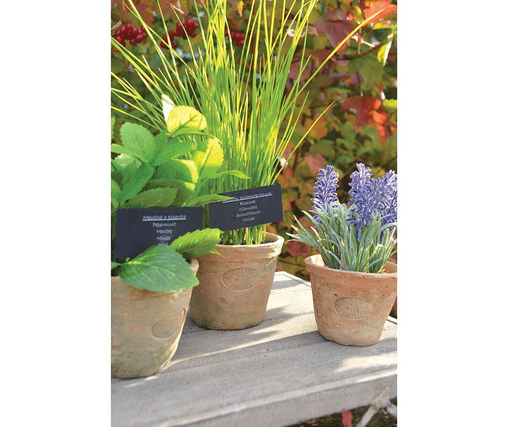 Изкуствено растение в саксия Lavander