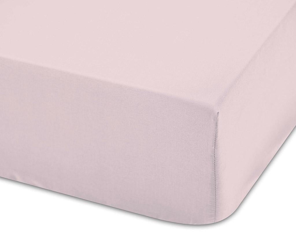 Plahta za krevetić s elastičnom gumicom Lisa Rosa 70x140 cm