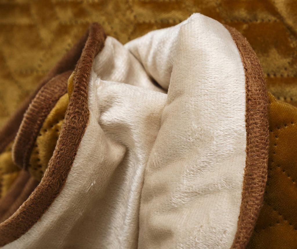 Prešito posteljno pregrinjalo Sanita 180x260 cm