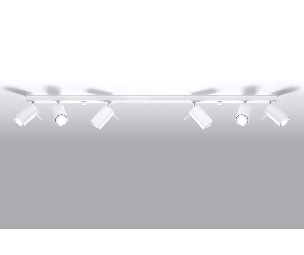 Závěsná lampa Etna Six White