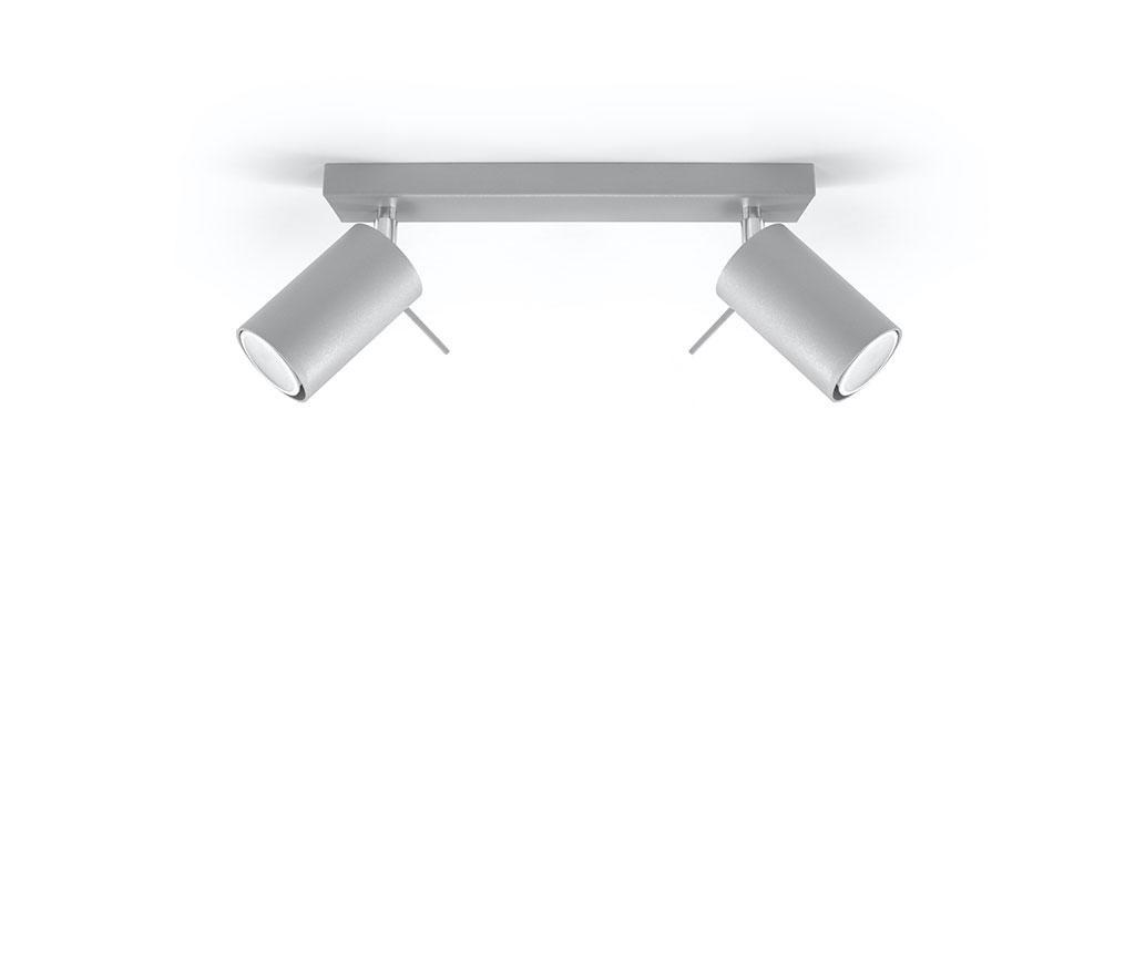 Stropna svjetiljka Etna Two Grey