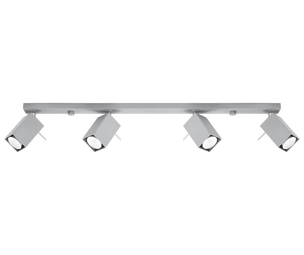 Stropna svjetiljka Toscana Four Long Grey