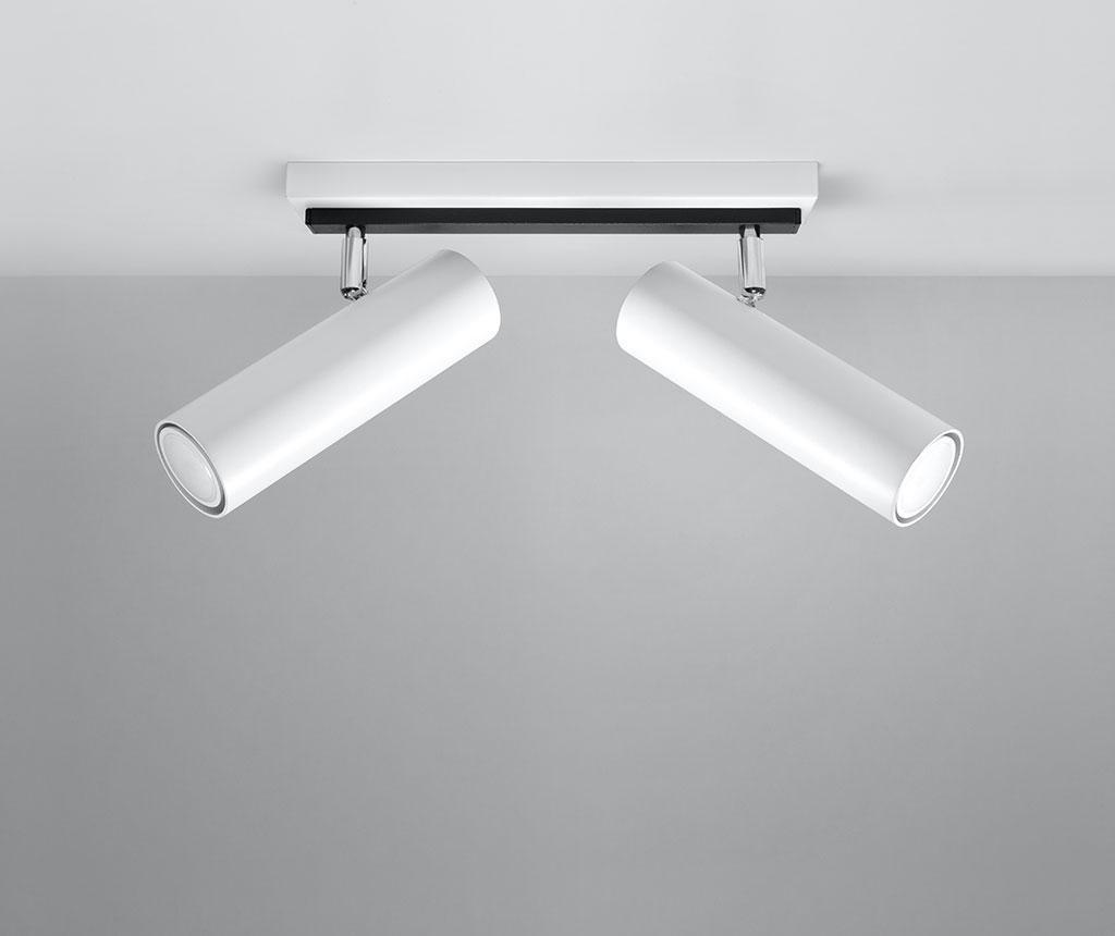 Stropna svjetiljka Mira Two White