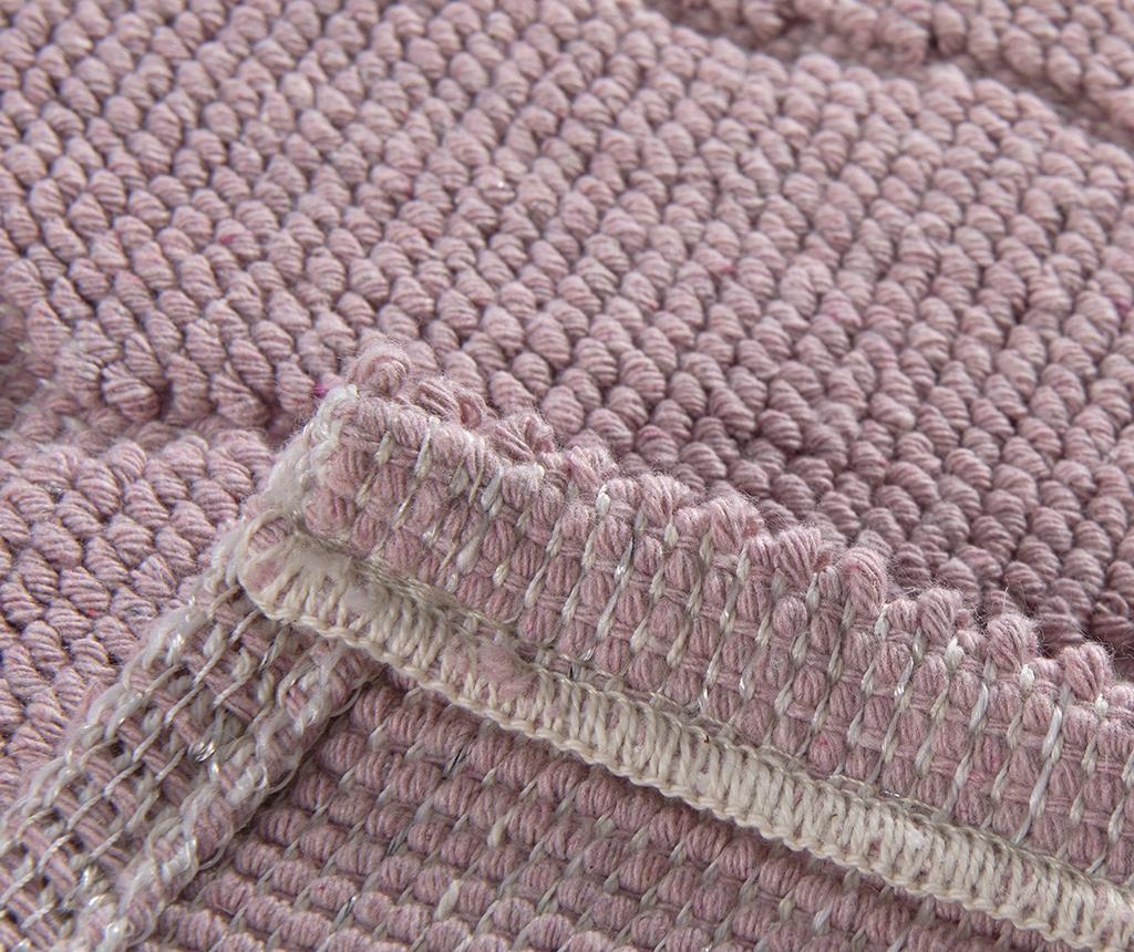 Kupaonski tepih Feet Dusty Rose 50x70 cm