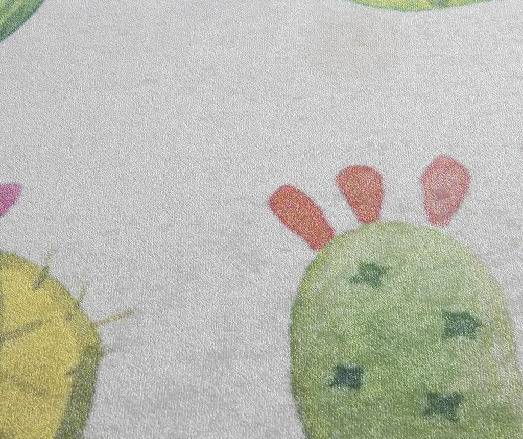 Set 2 covorase de baie Capses Cactus
