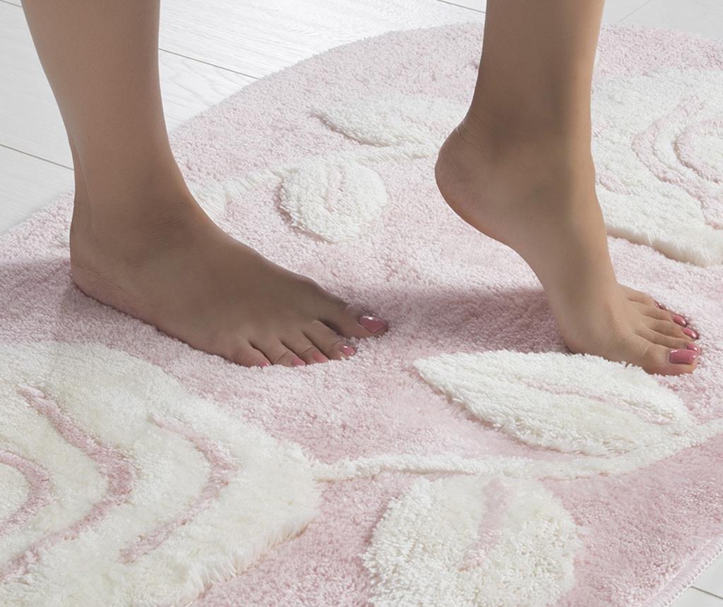 Branden Pink 3 db Fürdőszobai szőnyeg