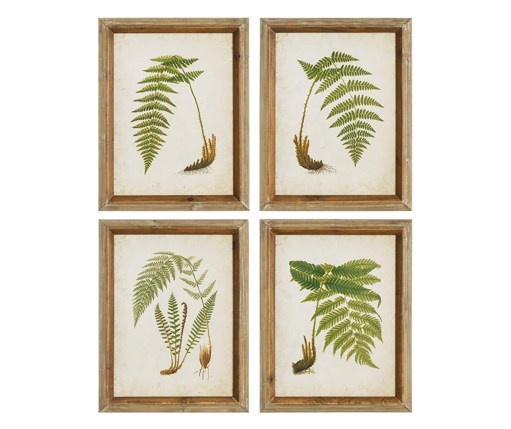 Slika Fern Leaf Left 43x55 cm