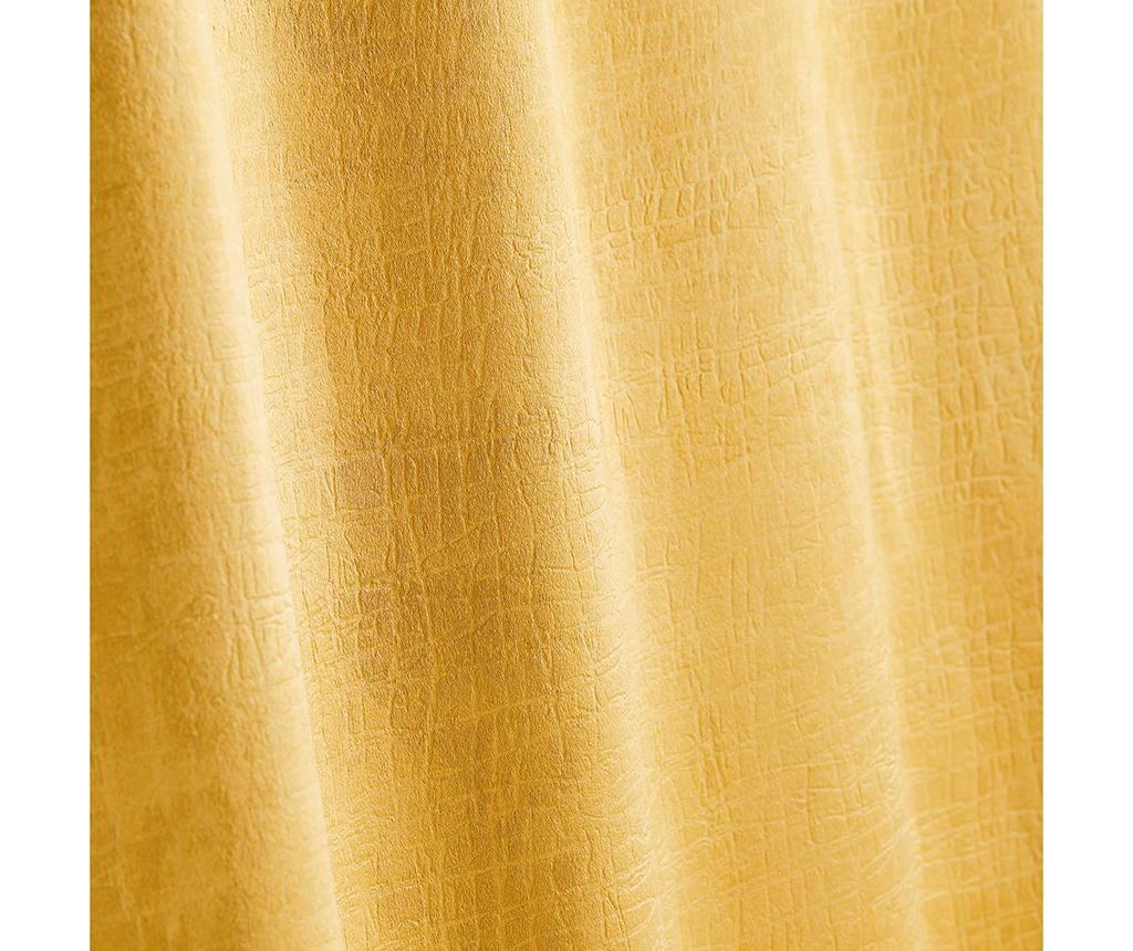 Zastor Opacia Yellow 140x240 cm