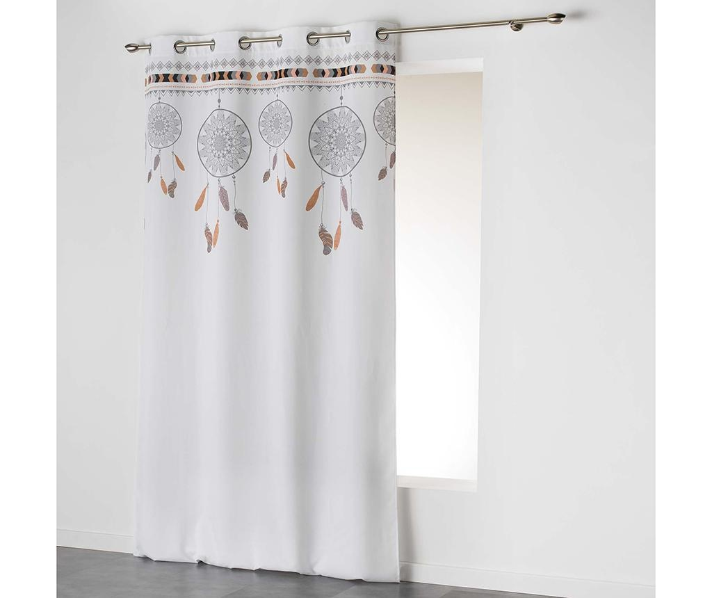 Zastor Indila Top White 140x260 cm