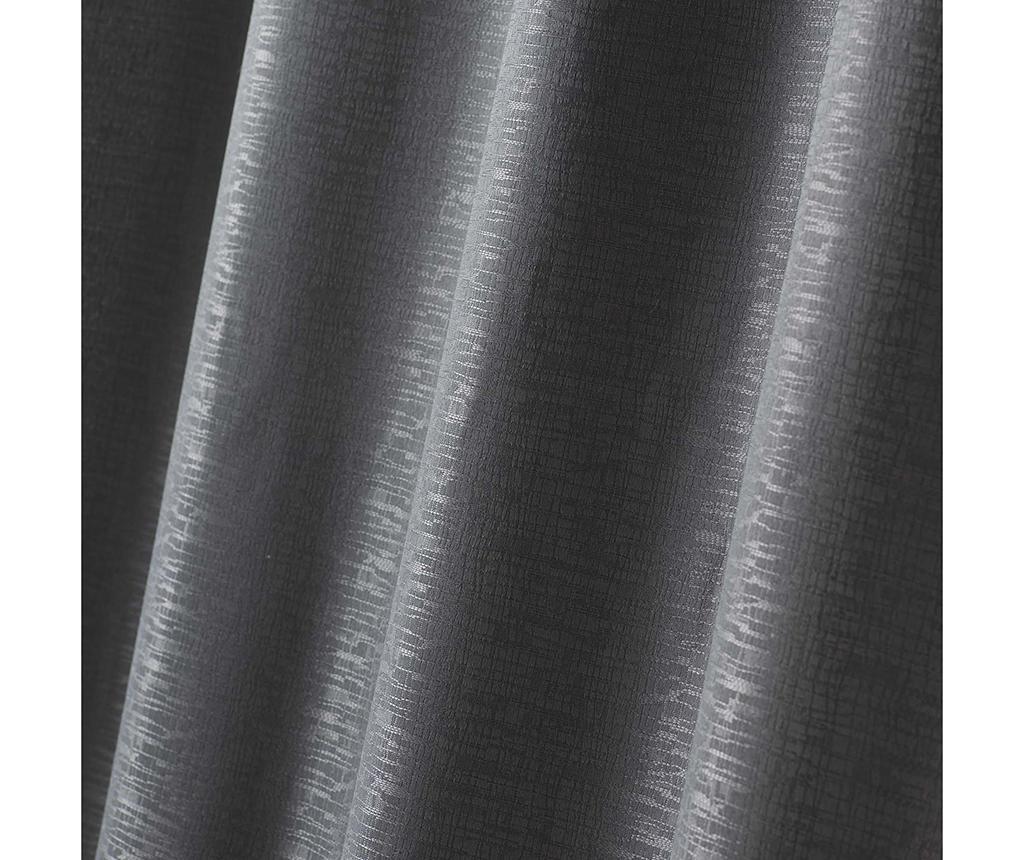 Zastor Riad Anthracite 140x260 cm