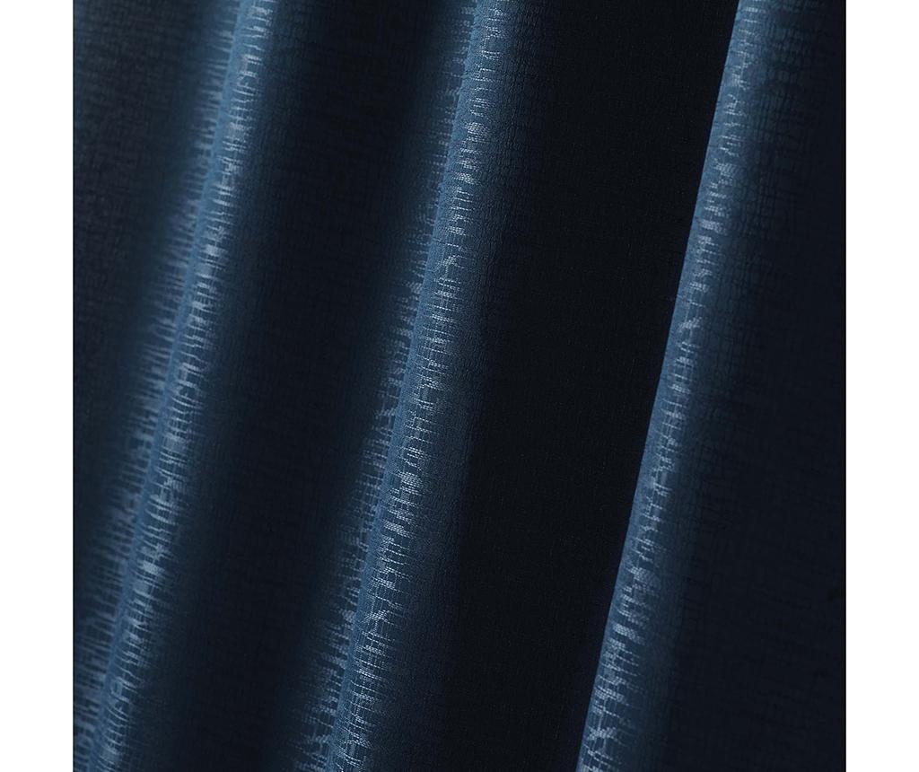 Draperie Riad Dark Blue 140x260 cm