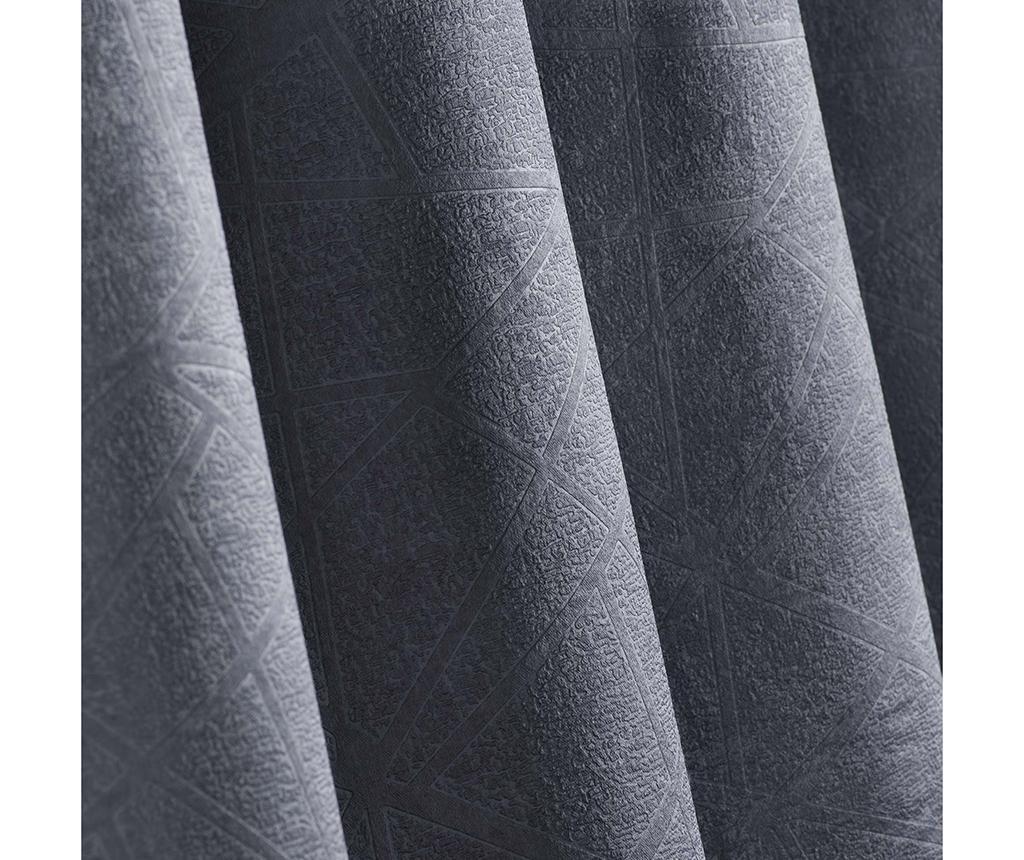 Draperie Triago Anthracite 140x240 cm