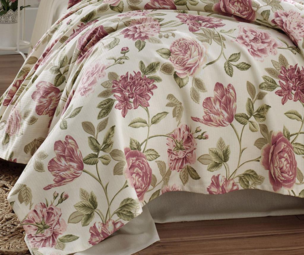 Prekrivač Pique Care  Pink 200x235 cm