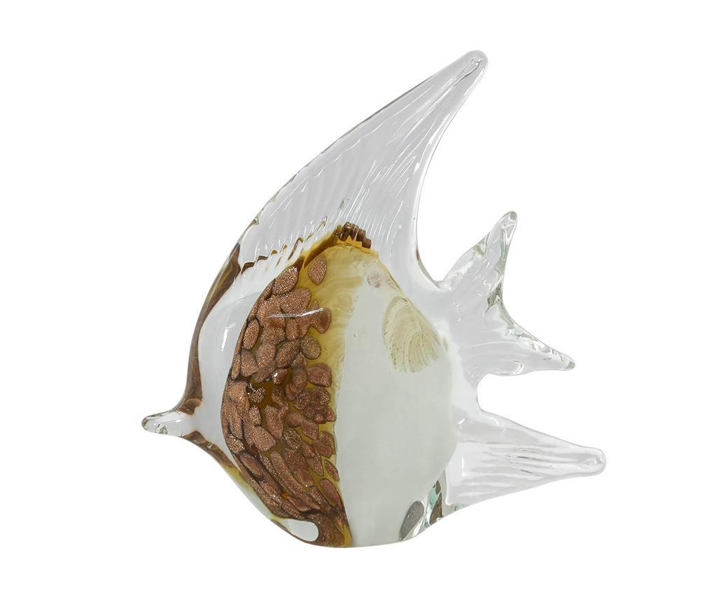Decoratiune Glass Fish