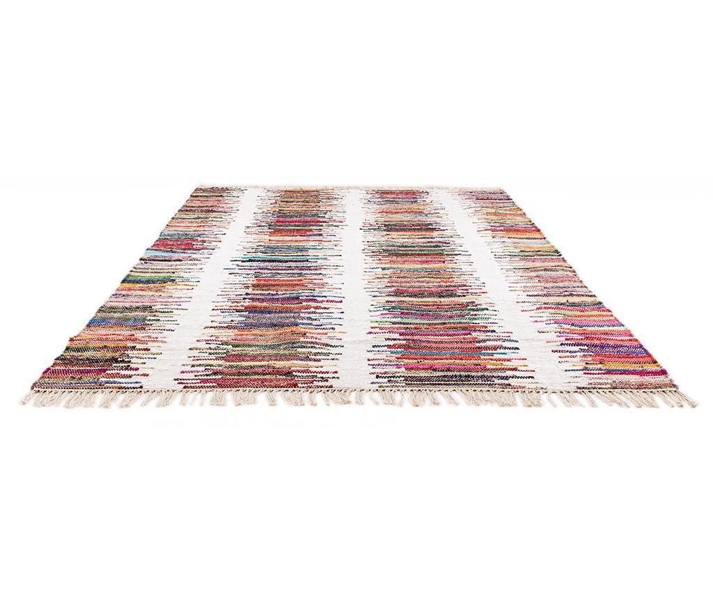 Tepih Boho Chindi Kilim Sand 160x230 cm