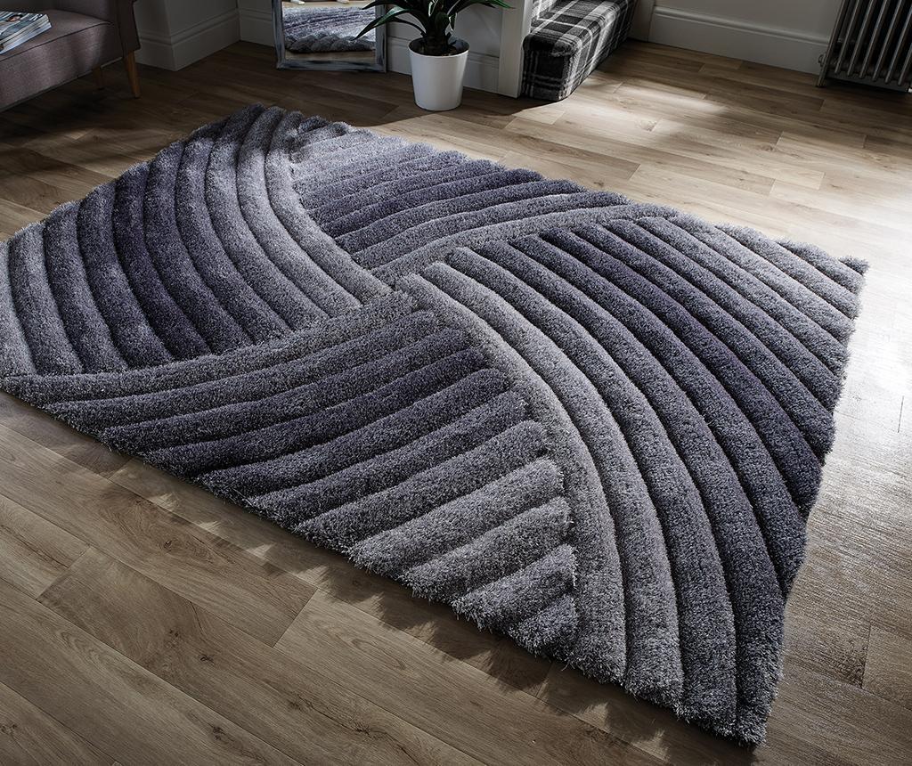 Preproga Furrow Grey 80x150 cm