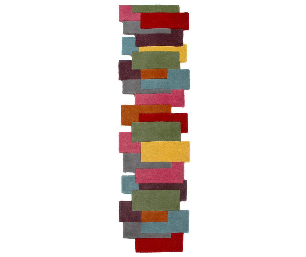 Covor Collage Multi 60x230 cm