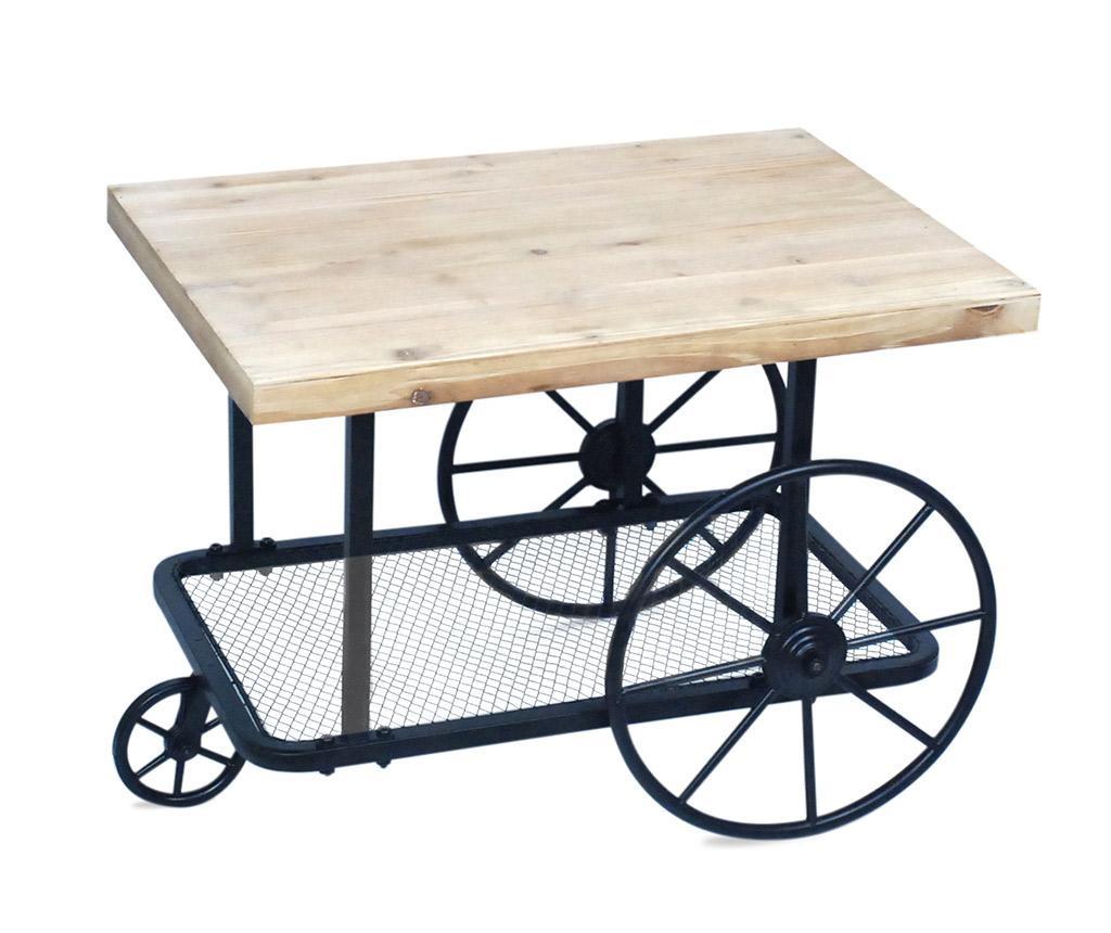 Wheel Me Up Zsúrkocsi