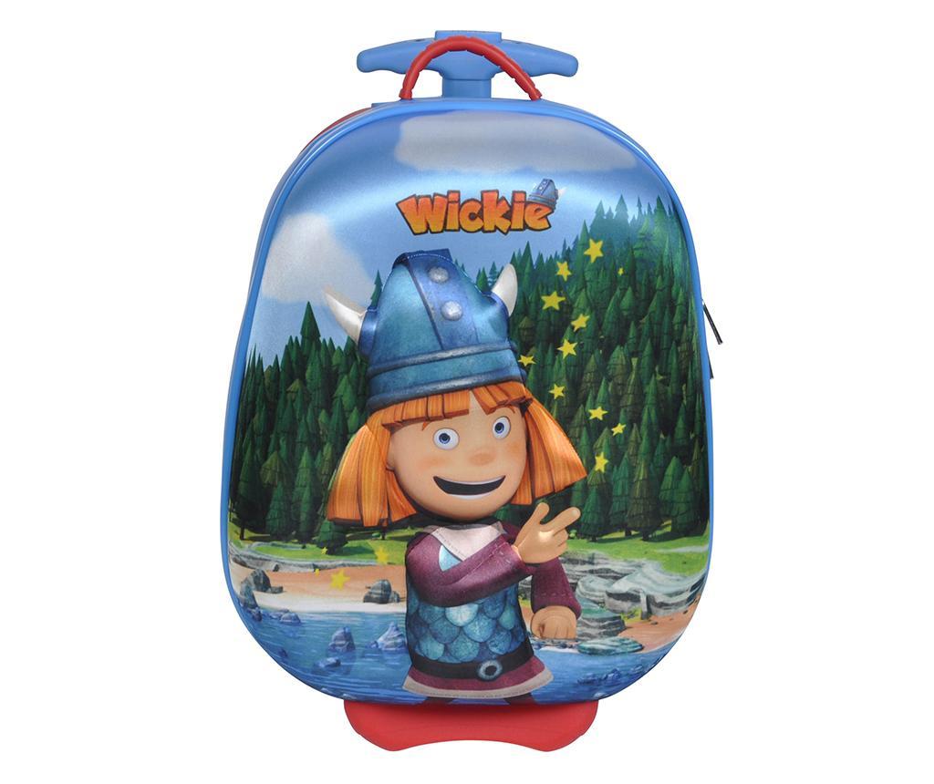 Otroški kovček Wickie 18 L