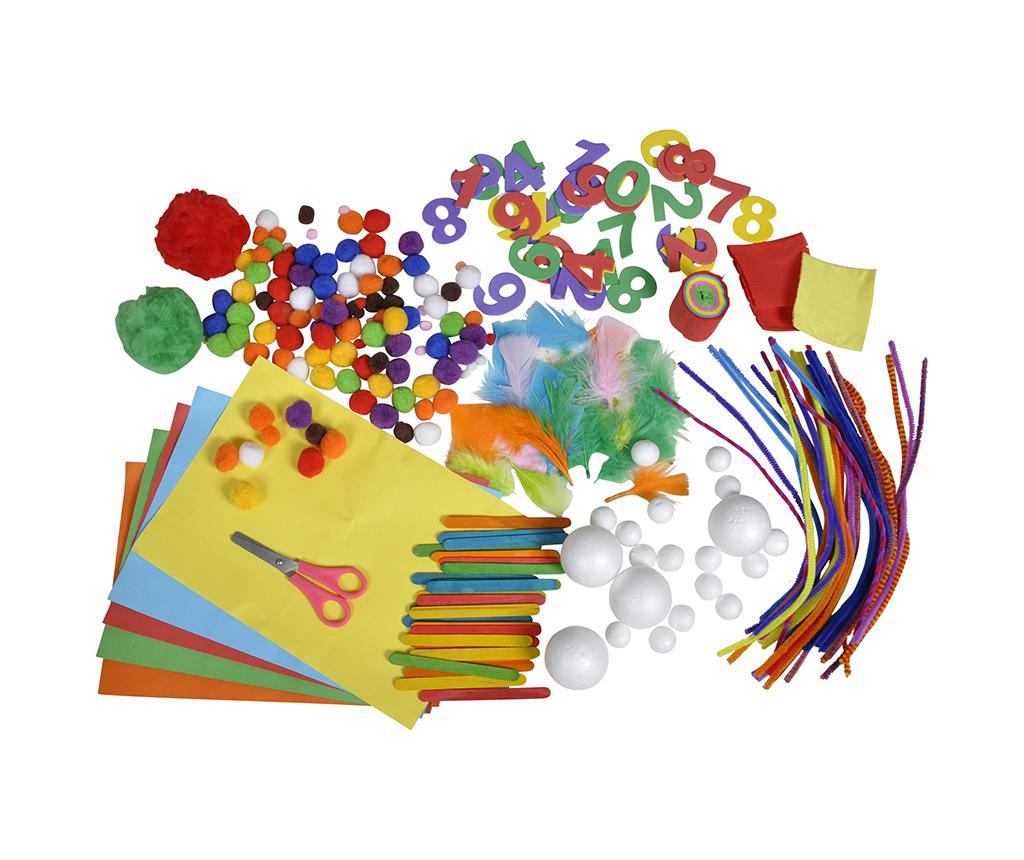 300-delni ustvarjalni set Arts and Crafts