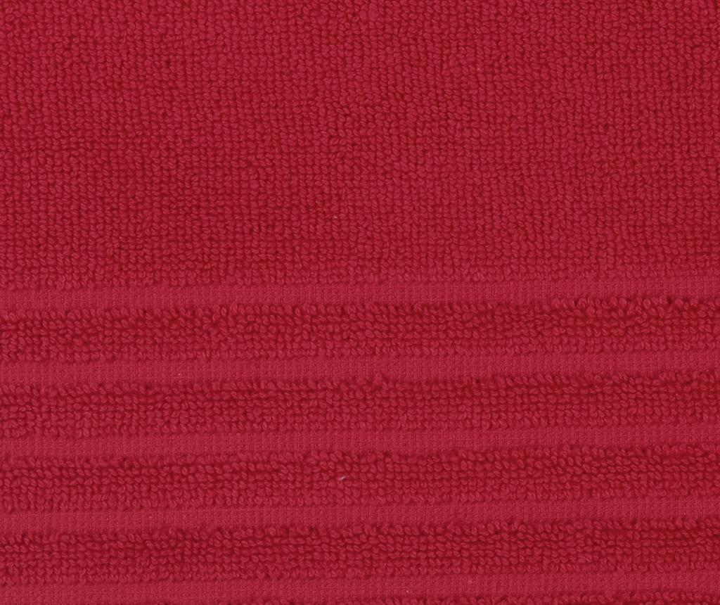 Covoras de baie Alfa Bordeaux 50x70 cm