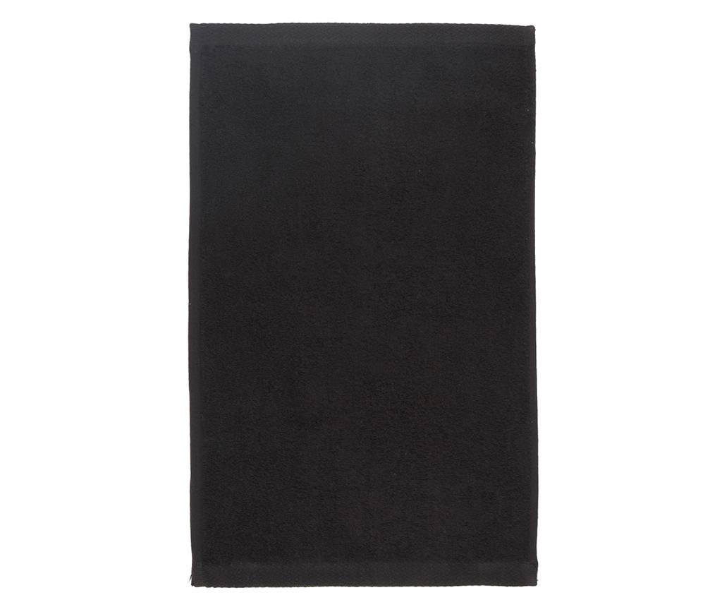 Alfa Black Fürdőszobai törölköző 30x50 cm