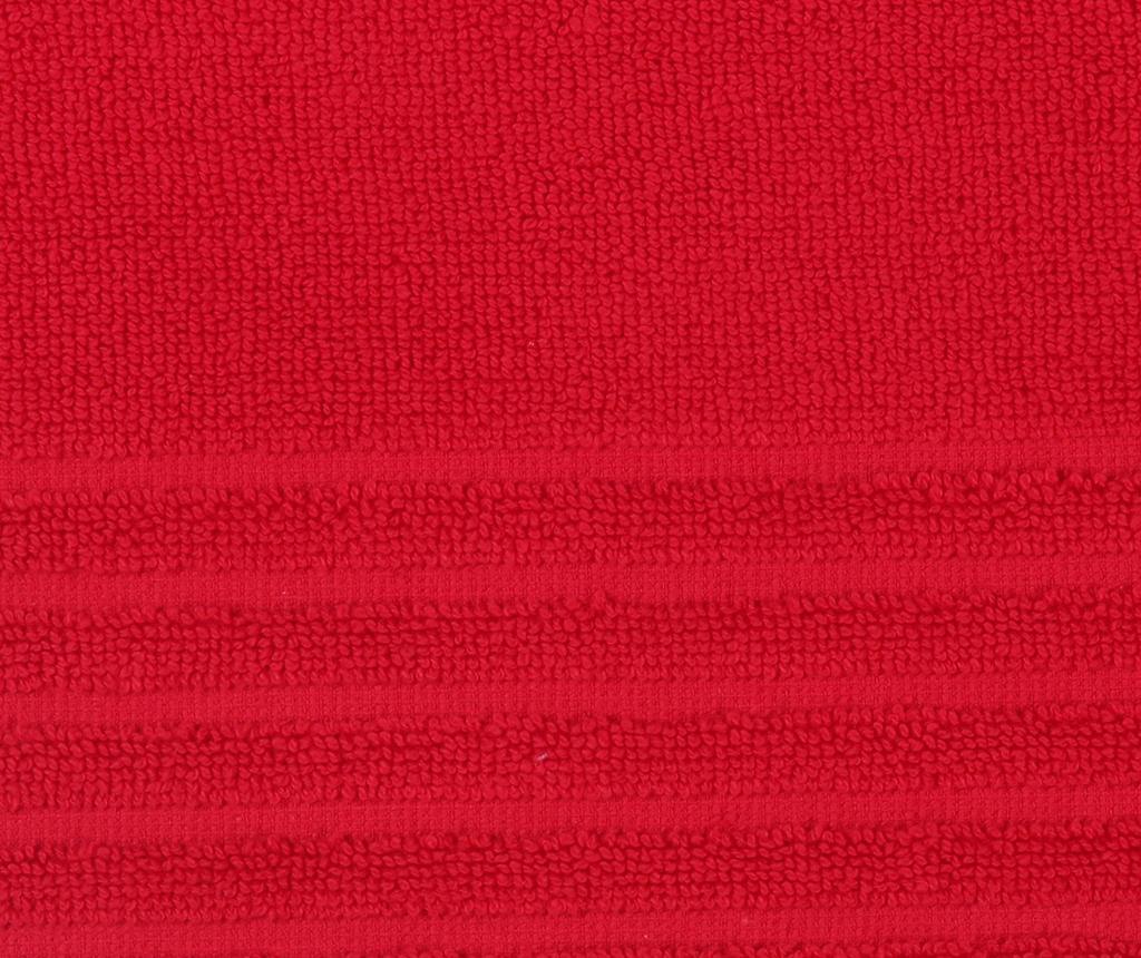 Covoras de baie Alfa Red 50x70 cm