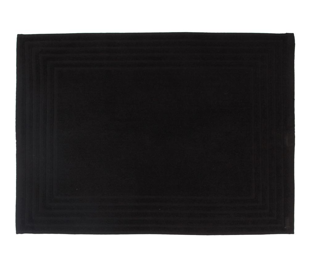 Kopalniška preproga Alfa Black 50x70 cm