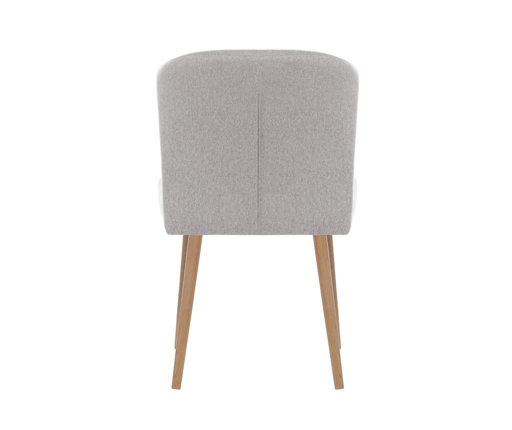 Stol My Pop Design Richter Nature Light Grey