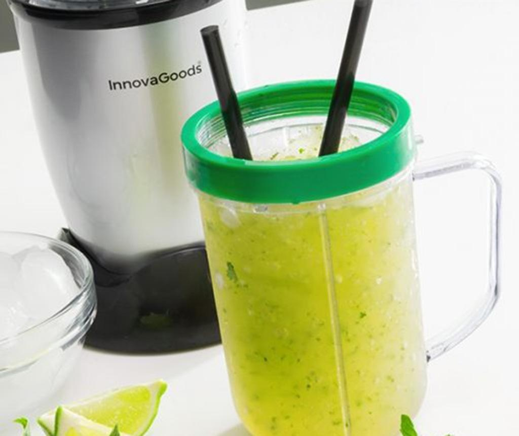 Blender cu 16 accesorii InnovaGoods One Touch
