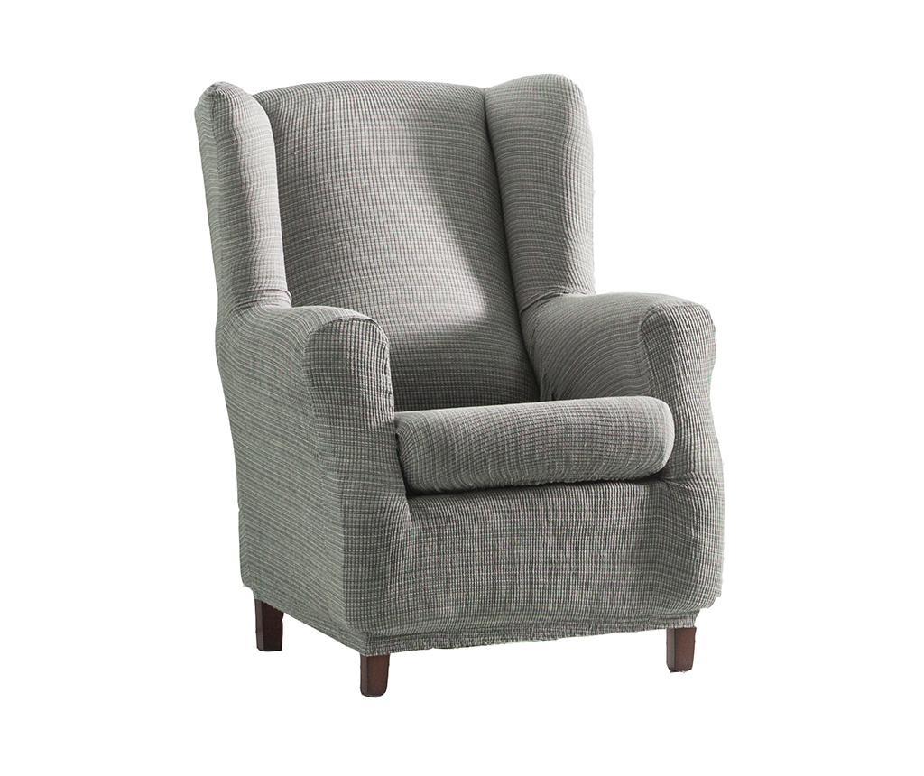 Elastična navlaka za fotelju Aquiles Wing Grey 70x60x90 cm