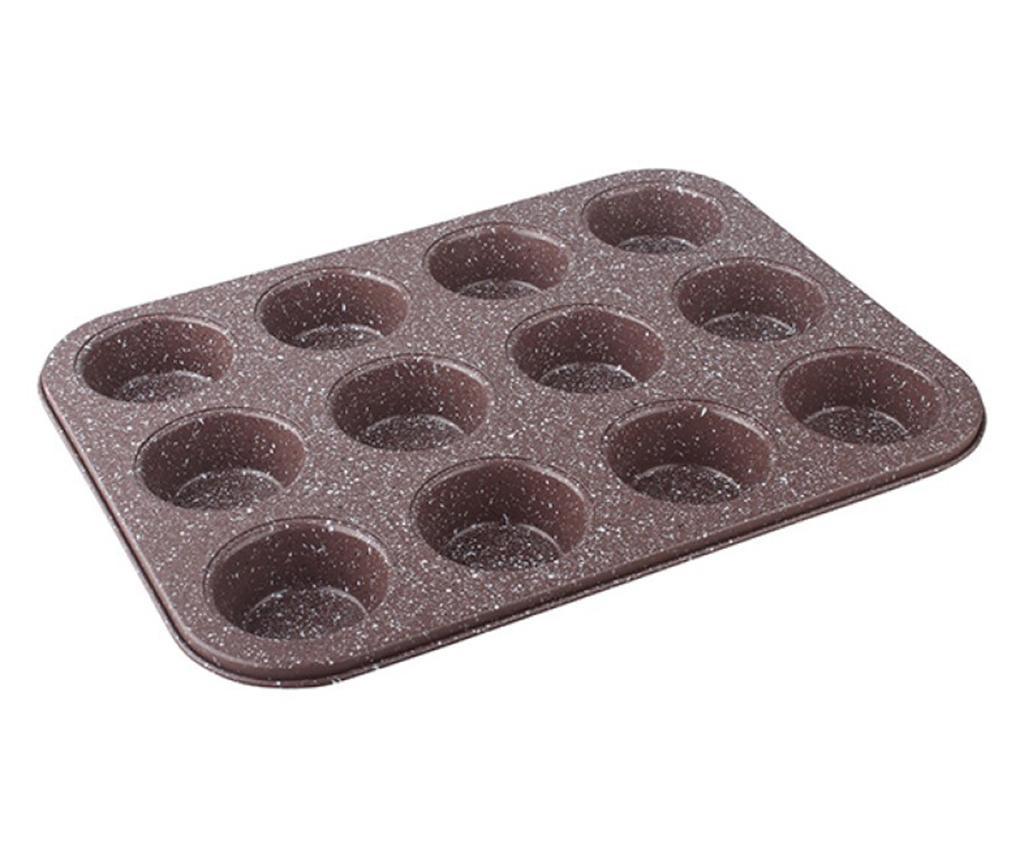 Posuda za pečenje za 12 muffina Ariel